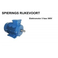 Elektromotor 3kw / 4pk 1400rpm 380v