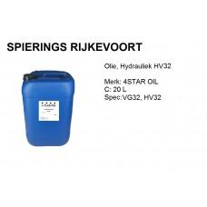 Hydrauliekolie HV-32 20L