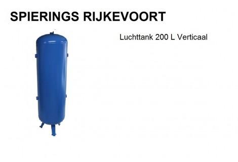 Tank 200L 11bar