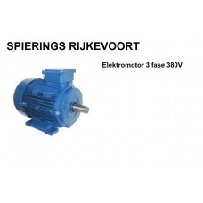 Elektromotor 1,1kw / 1,5pk 2800rpm 380v