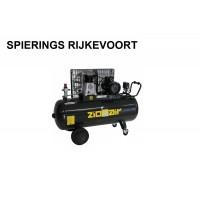 Compressor 3pk 290L/min 230V