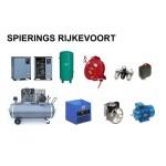 Compressor 5,5pk 650L/min 380v 3 cil