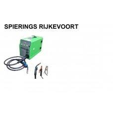 Lasapparaat MIG / MAG Elect 160A 240v inverter Co2