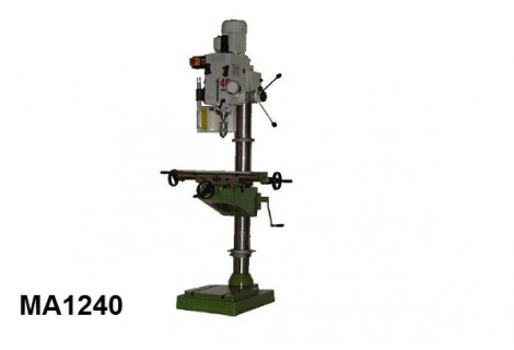 Boorfreesmachine MC4 380V  Kruistafel UWM