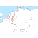"""Luchtsleutel 1"""" 2200Nm Lange as"""