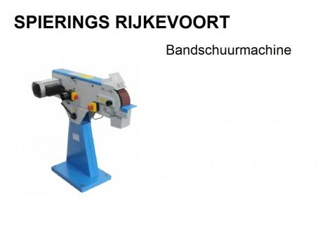 Bandschuurmachine 75x2000 230V