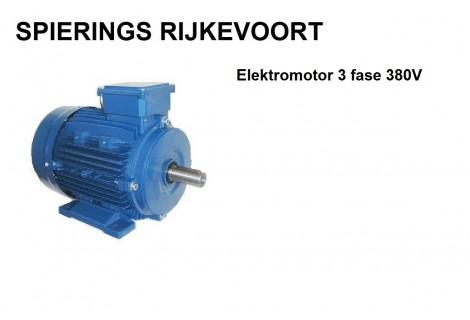 Elektromotor 4kw / 5,5pk 2800rpm 380V / 660V