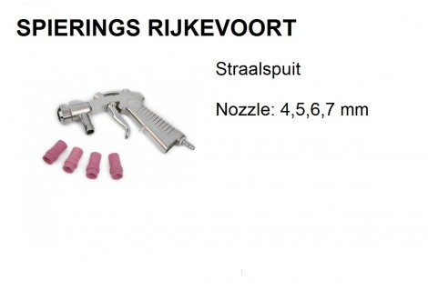 Straalpistool
