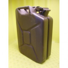 Jerrycan 20L staal XL opening