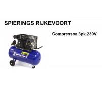 Compressor 3pk 250L/min 230V Michelin