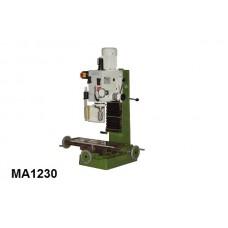 Boorfreesmachine MC4 380V met kruistafel UWM