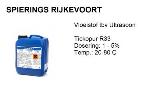 Vloeisof Ultrasoon 2,5L