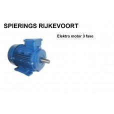 Elektromotor 1,1kw / 1,5pk 1400rpm 380v