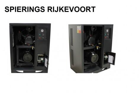 Compressor 3pk 8bar silent