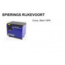 Compressor 10pk 10bar silent